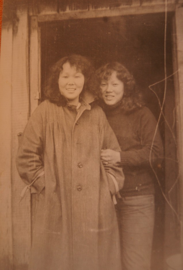 Svetlana and Ira