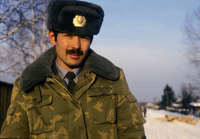 Krasny Yar Cop