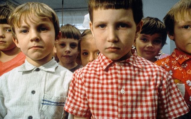 Orphan kids